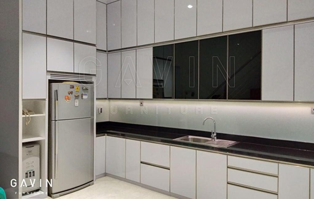 Kitchen Cabinet Terbaru Gavin Interior