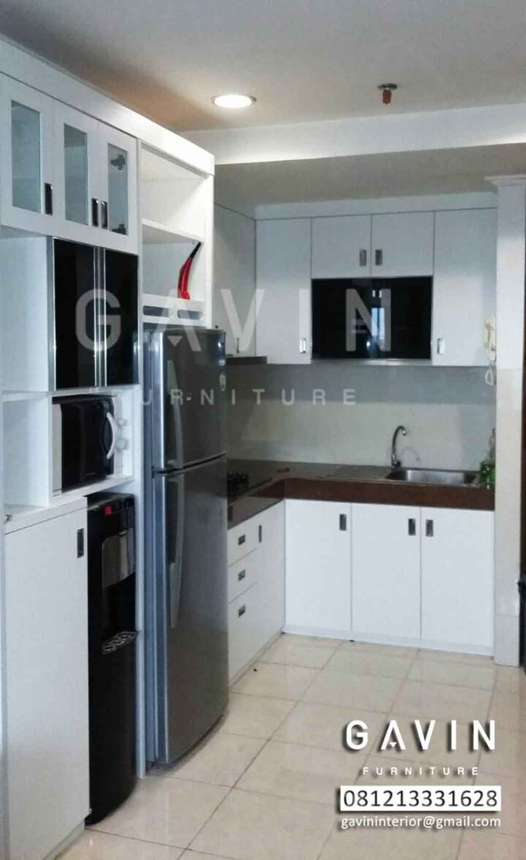 100 Gambar Kitchen Set Minimalis Dan Model Kitchen Set Modern Terbaru