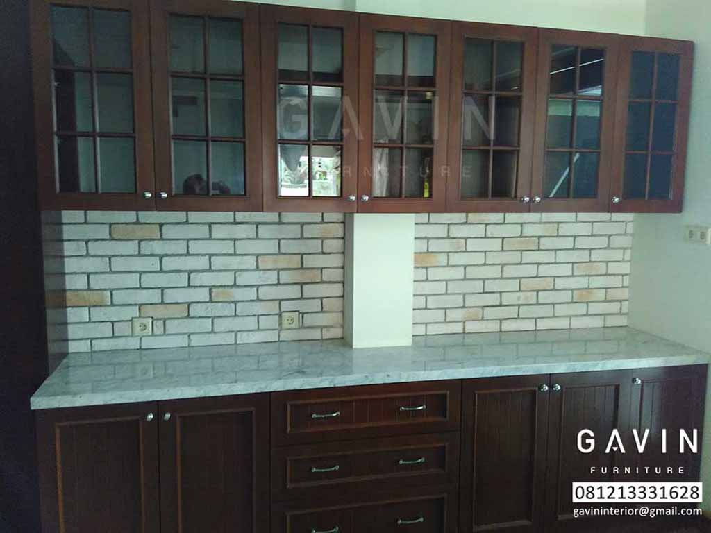 100+ Gambar kitchen set minimalis dan model kitchen set modern terbaru