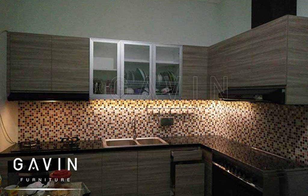 Model Kitchen Set Dengan Pilihan Model Sesuai Ruangan