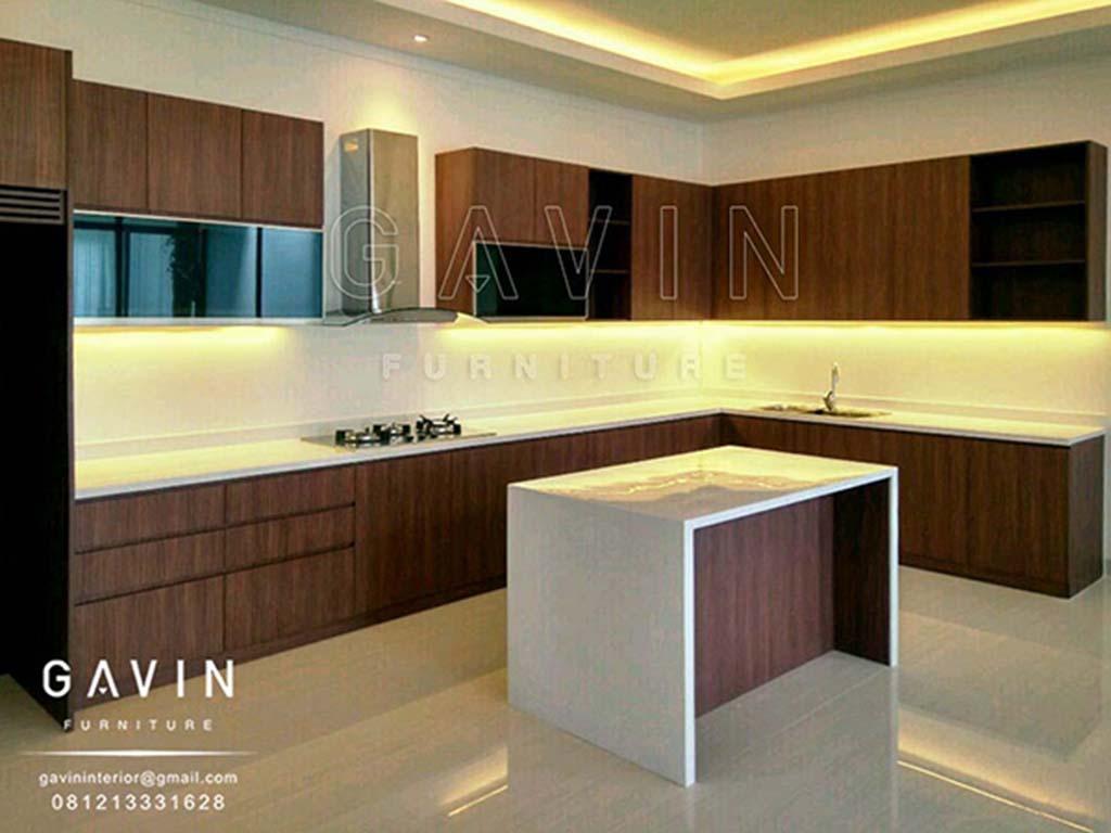 100 Gambar Kitchen Set Minimalis Dan Model Kitchen Set Modern Terbaru