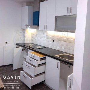 Harga Kitchen Set Hpl Per Meter Glossy Di Kelapa Gading