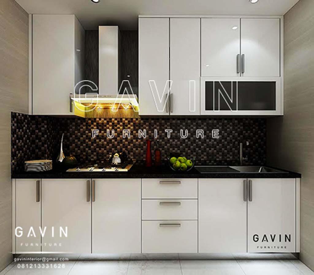 Kitchen Set Ukuran 1 Meter: Harga Kitchen Set Hpl Per Meter Glossy Di Kelapa Gading