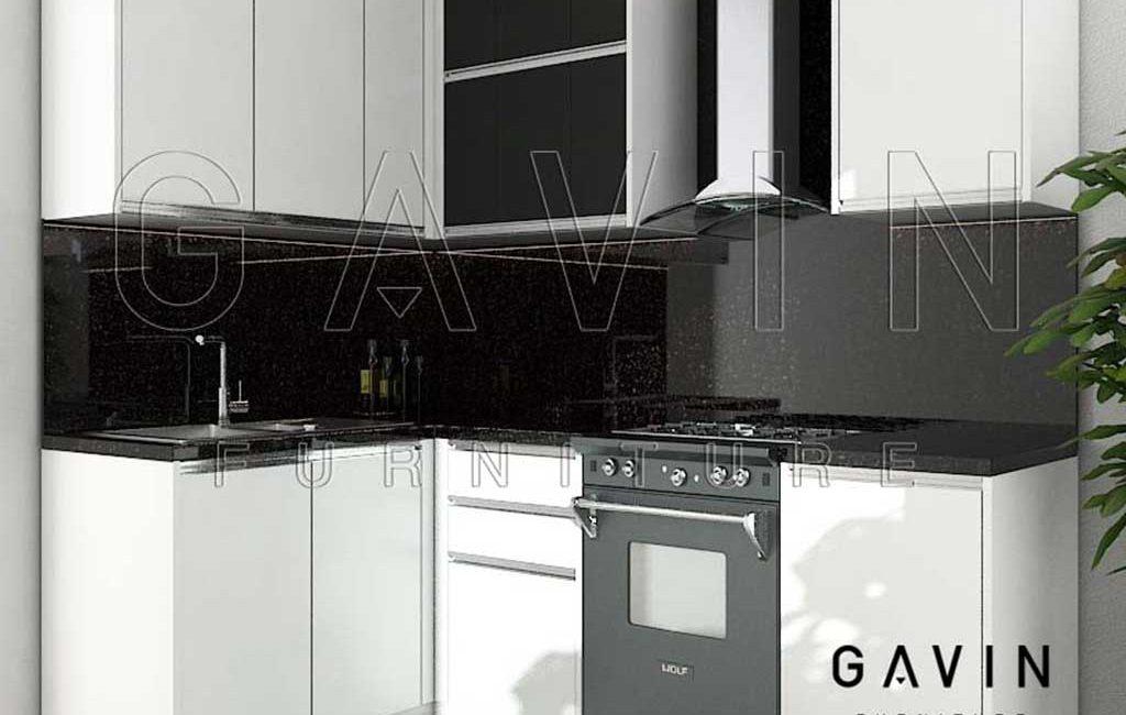 Proses Pembuatan Kitchen Set Minimalis Modern Di Depok