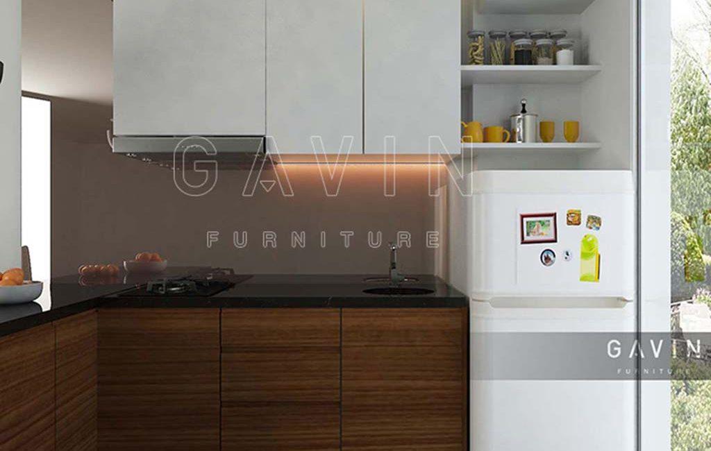 Tips mengatur biaya buat kitchen set agar sesuai budget for Biaya kitchen set per meter