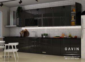 Jasa Pembuatan Kitchen Set Di Cipulir Design Minimalis
