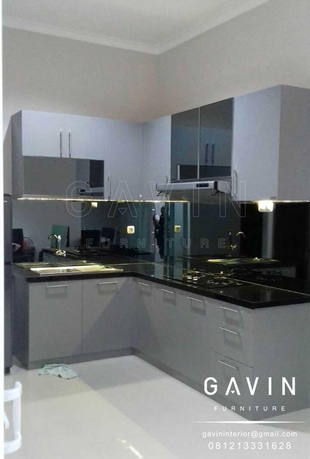 Dapur Lebih Awet Dengan Kitchen Set Bahan Upvc