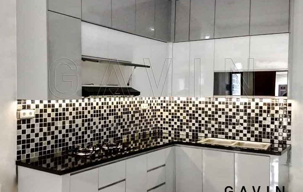 Contoh Kitchen Set Minimalis Archives Gavin Interior