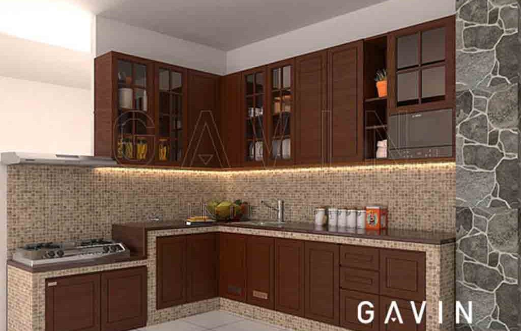 Kitchen Set Klasik Archives Gavin Interior