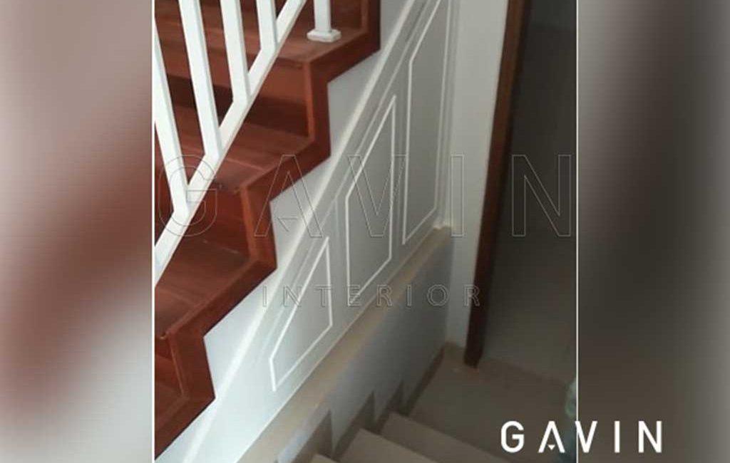 Lemari Bawah Tangga Klasik Di Perumahan Joglo Town House