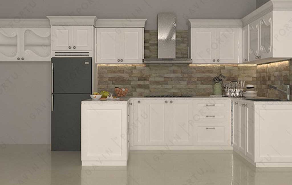 Design Kitchen Set Klasik Archives Gavin Interior