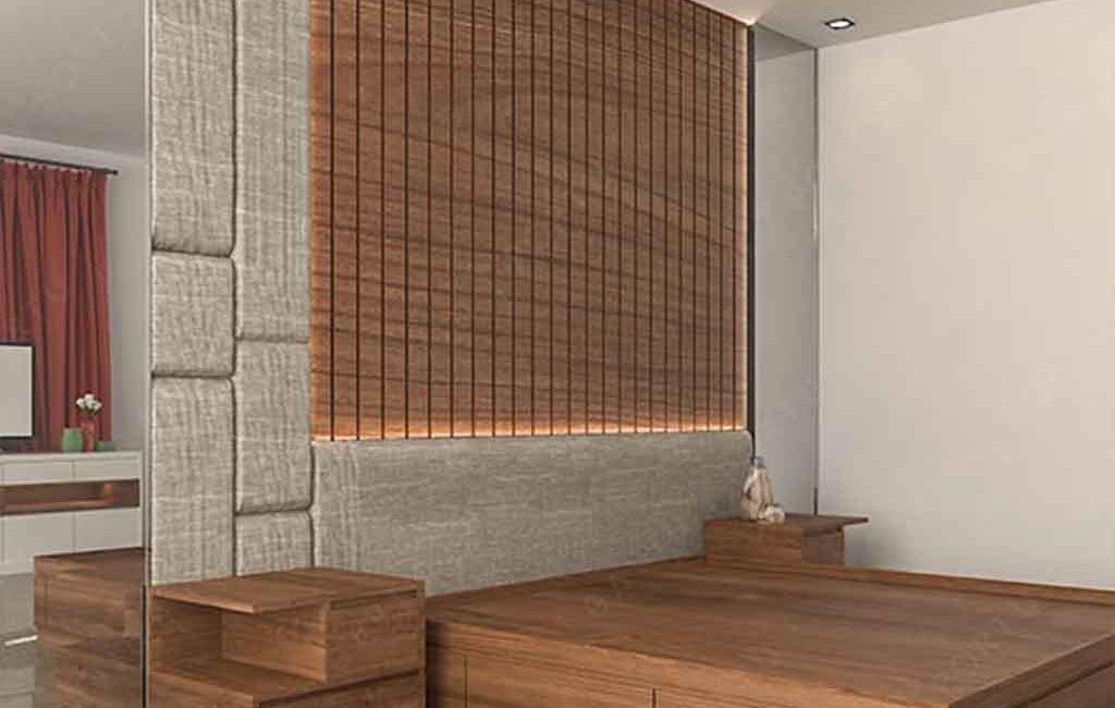 Contoh Ranjang Tempat Tidur Project Di Maleo Bintaro Sektor 9
