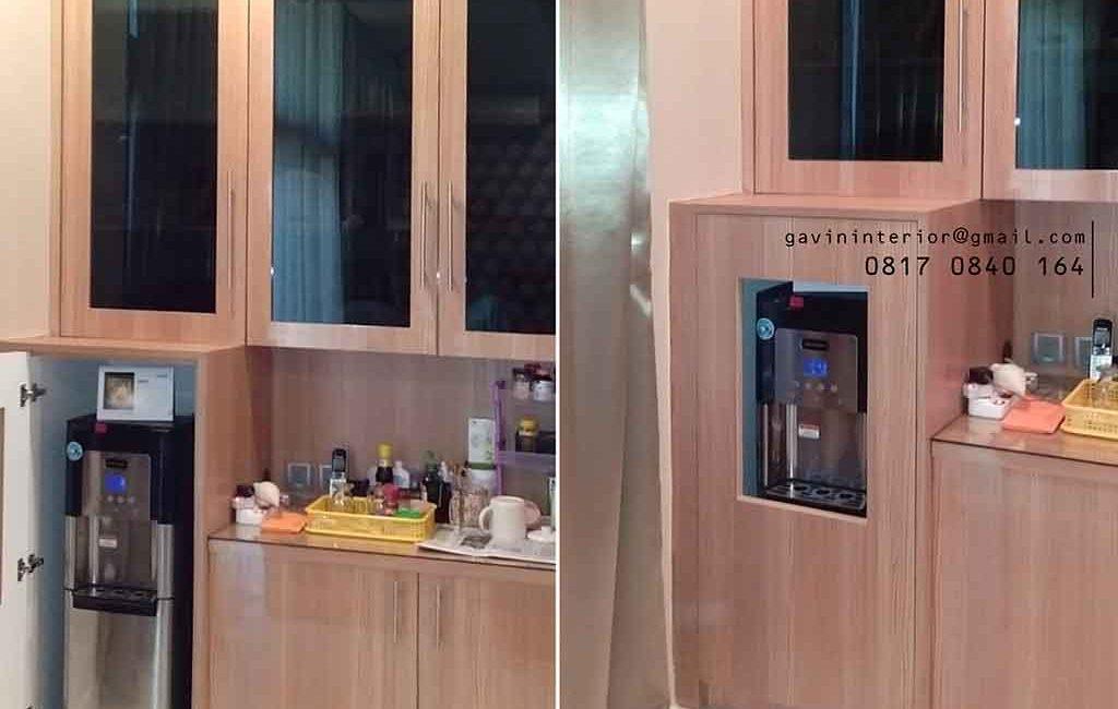 Design Kabinet Dispenser Project Permata Hijau Jakarta Selatan