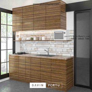 design kitchen set minimalis kecil by Gavin Interior id3498