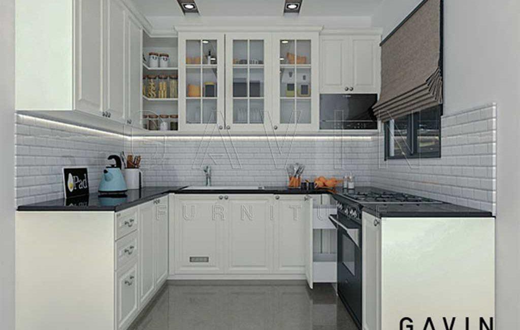 Kitchen Set Letter U Untuk Dapur Lebih Luas
