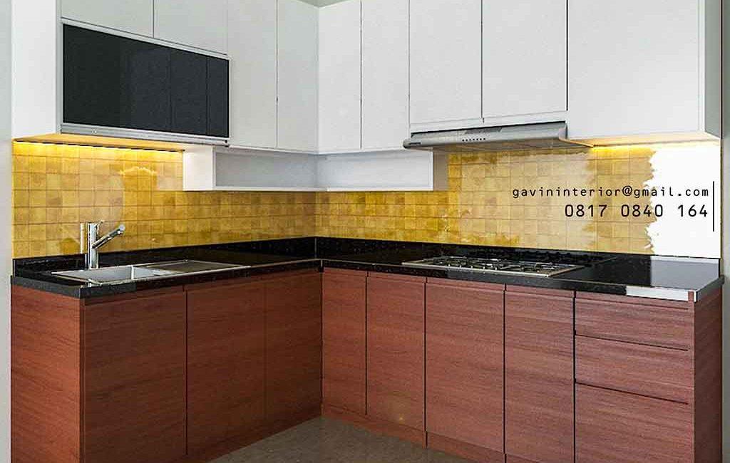 5 Contoh Kitchen Set Paling Keren