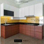 jual kitchen set murah desain minimalis