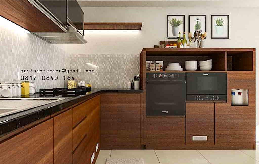 kitchen set cisauk tangerang