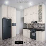 Model kitchen set klasik cat duco