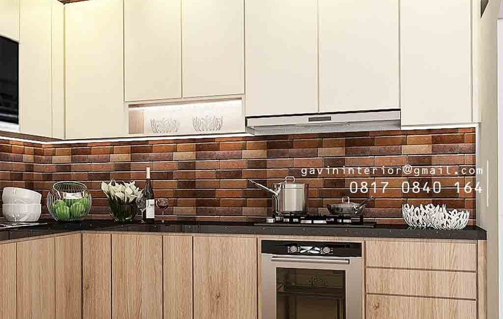 20+ Kitchen Set Model Minimalis Terbaru 2020