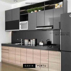 Ide Design Kitchen Set Dapur Cantik Nan Modern
