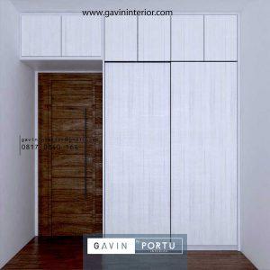 Jual lemari sliding 2 pintu minimalis id4360