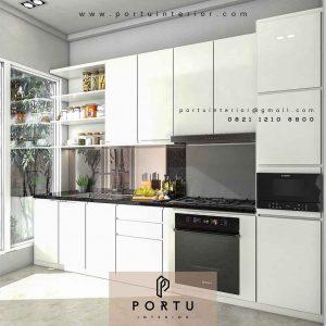 Terbaru! Model Kitchen Set Minimalis Paling Banyak Jadi Pilihan
