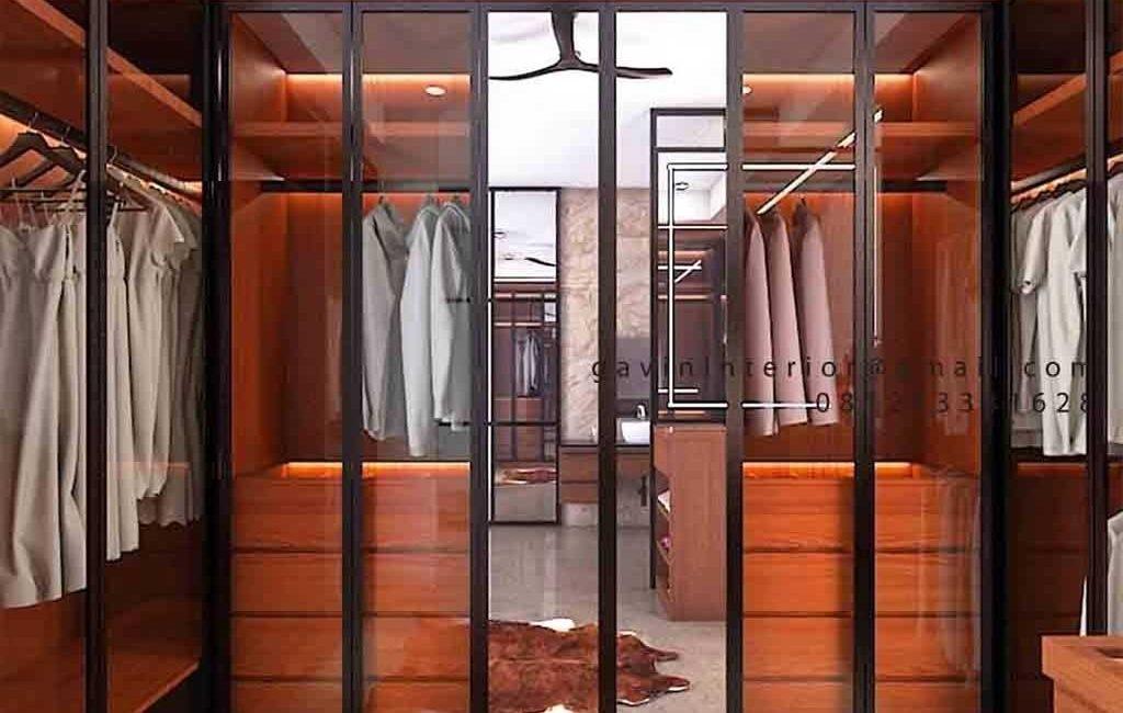 Tempat Bikin Walk In Closet Design Menarik & Rapih