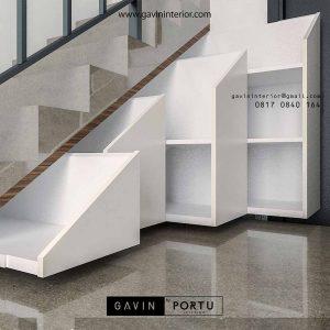 Katalog Produk Lemari Bawah Tangga Desain Custom