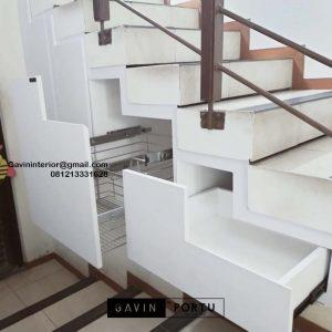 Harga Lemari Bawah Tangga Putih Srengseng Kembangan Jakarta ID4812